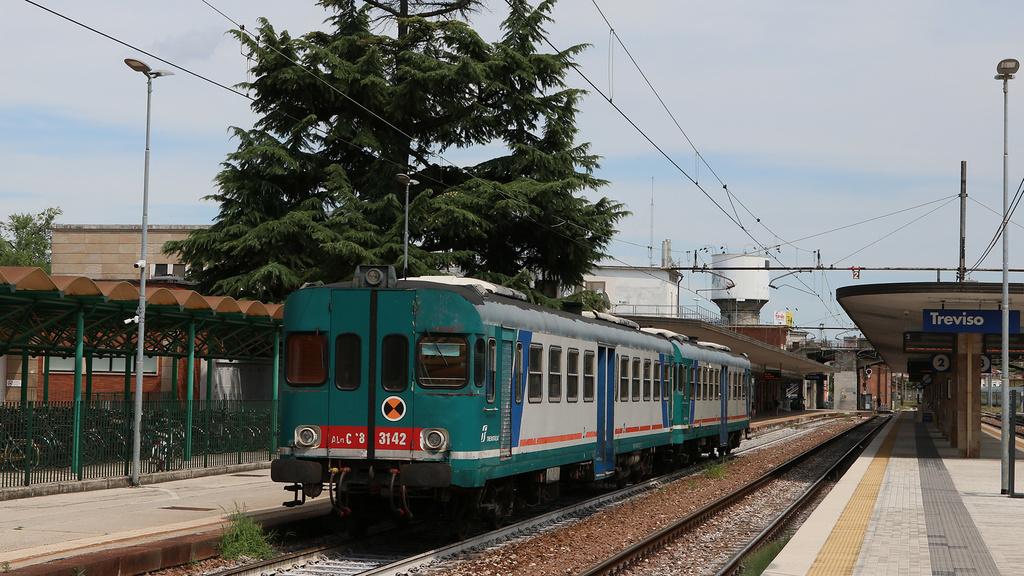 ALn668 3142 e 3141 Treviso