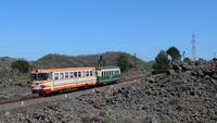 RALn64 05 e R258 Ferrovia Circumetnea Cerro