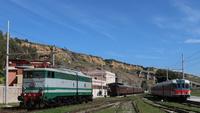 E646 196 e ALn668 1616 e 1615 Porto Empedocle