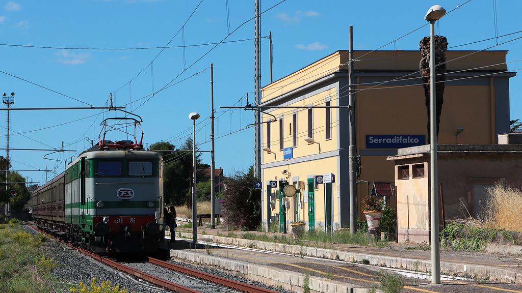 E646 196 Serradifalco (CL)