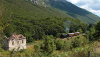 Gr.940 041 casello di Campo Di Giove