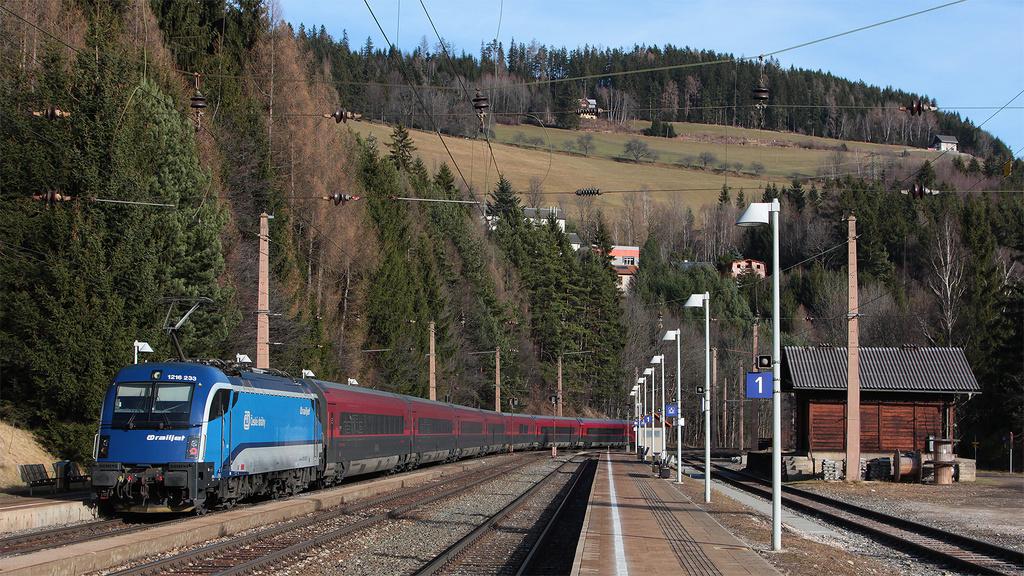 OBB 1216 233 Breitenstein
