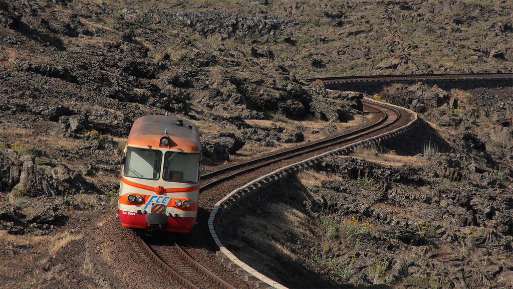 RALn64.05 Ferrovia Circumetnea Bronte