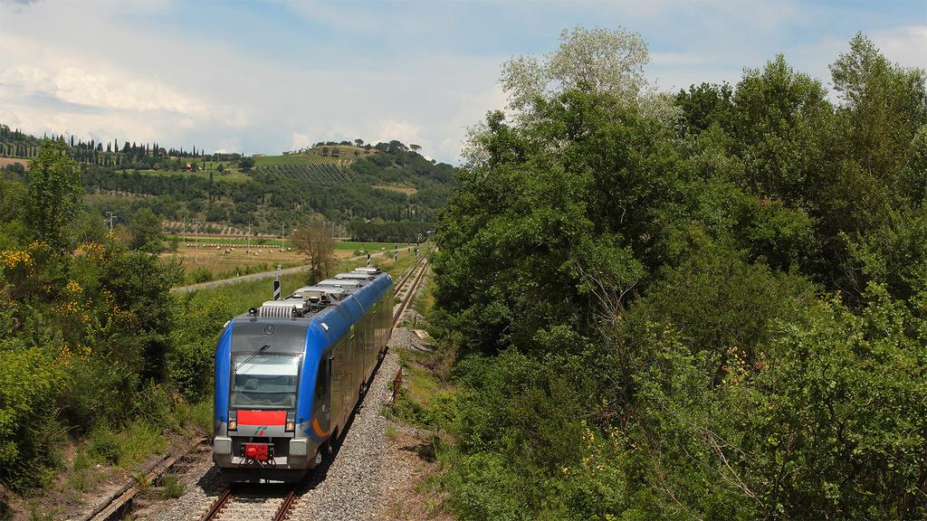 Atr220 Swing PESA Monte Antico (SI)