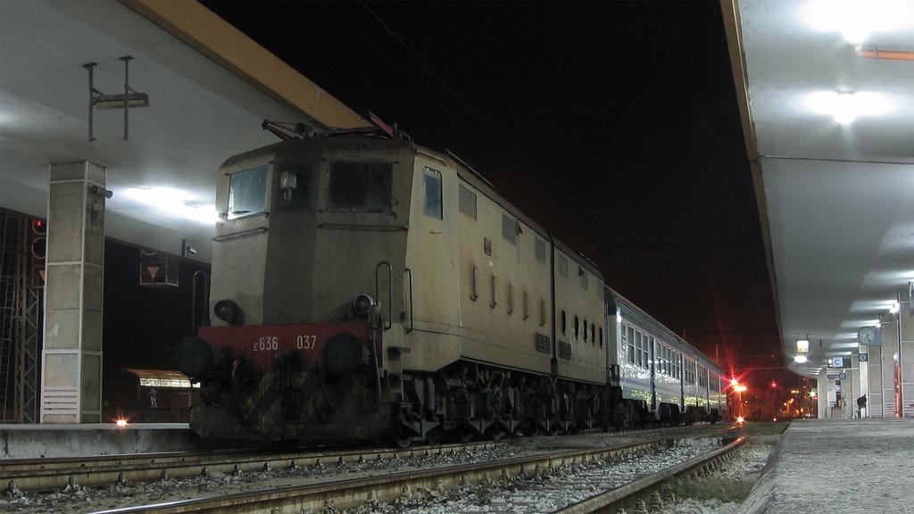 E636 037 Catania Centrale