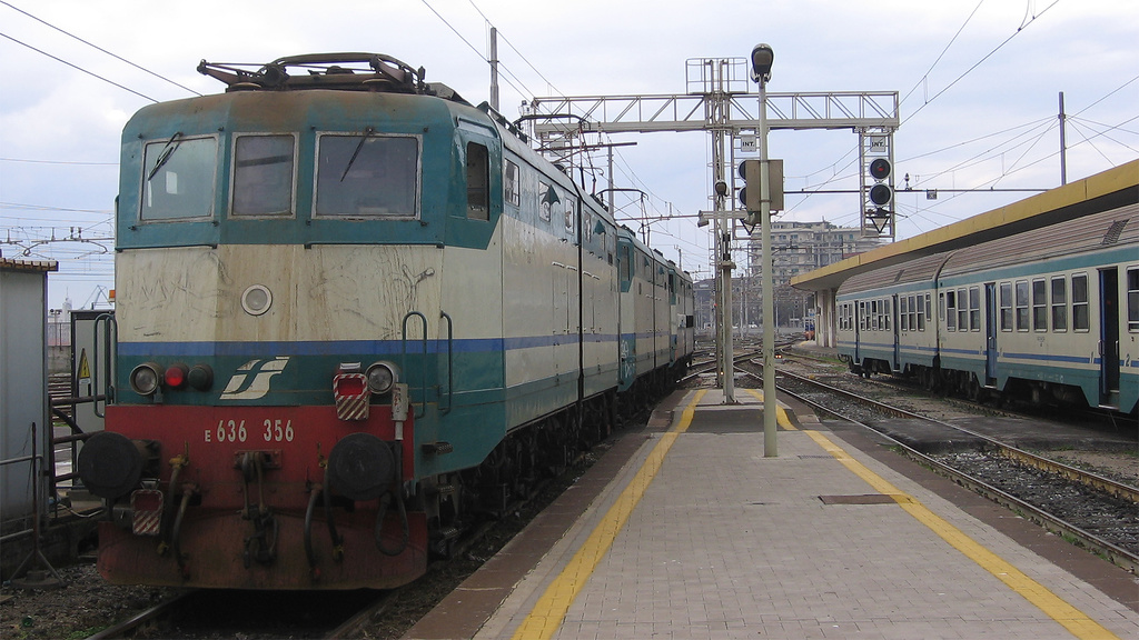 E636 356 Catania Centrale