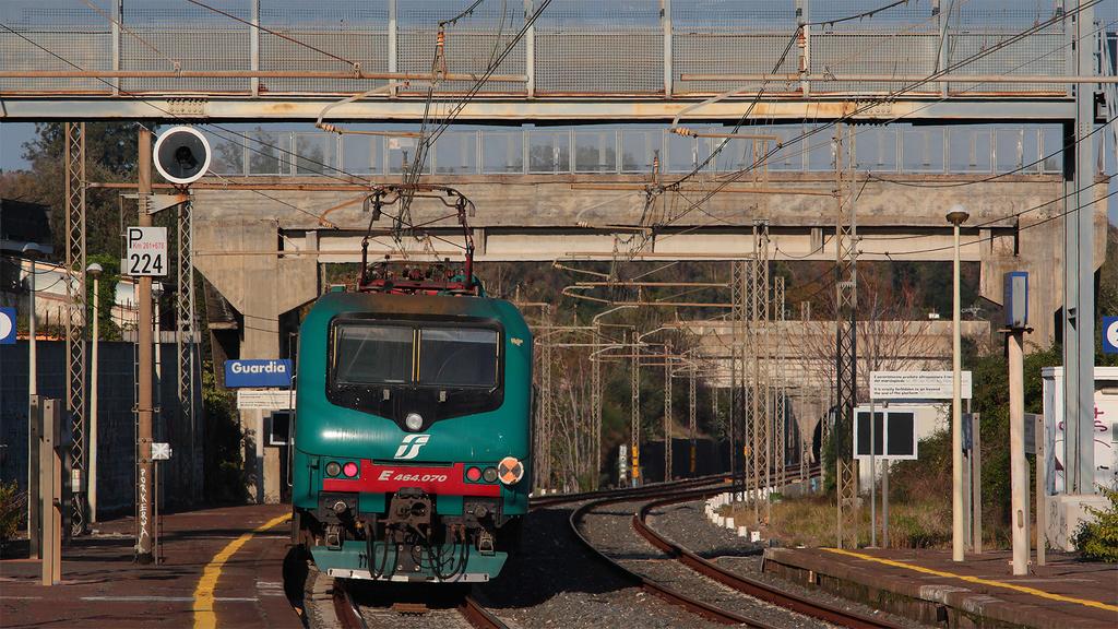 E464 070 Guardia-Mangano-Santa Venerina