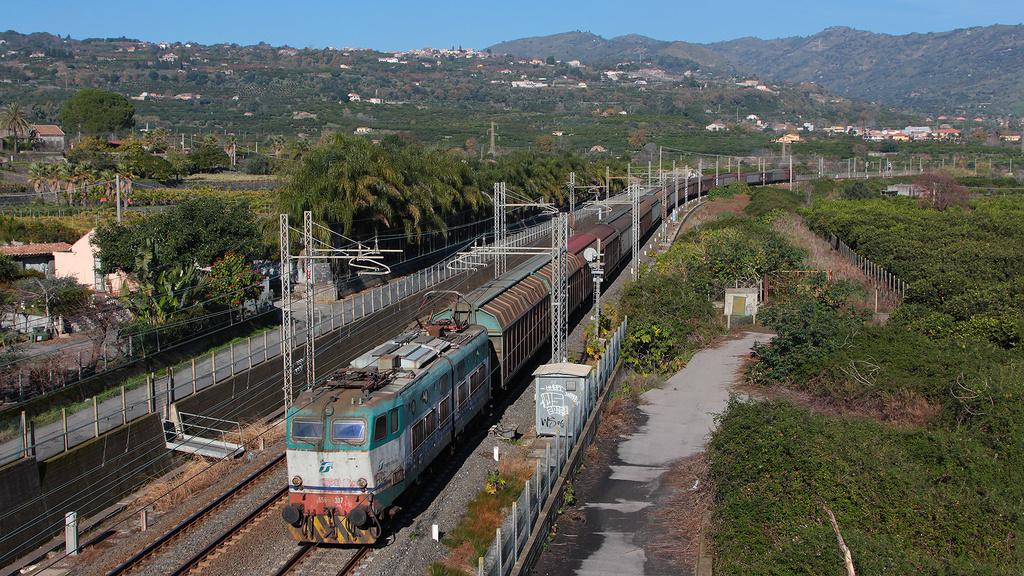 E656 307 Fiumefreddo Di Sicilia