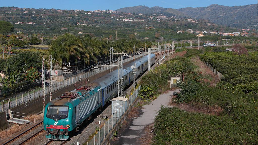 E464 070 Fiumefreddo Di Sicilia