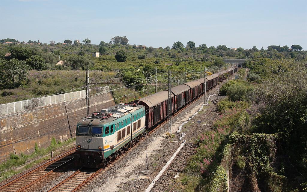 E655 258 Guardia-Mangano-Santa Venerina