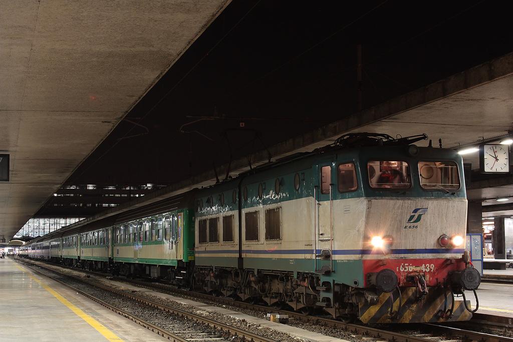 E656 439 Roma Termini