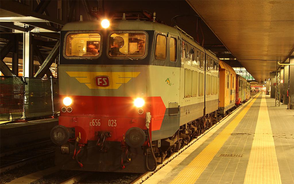 E656 023 Roma Termini