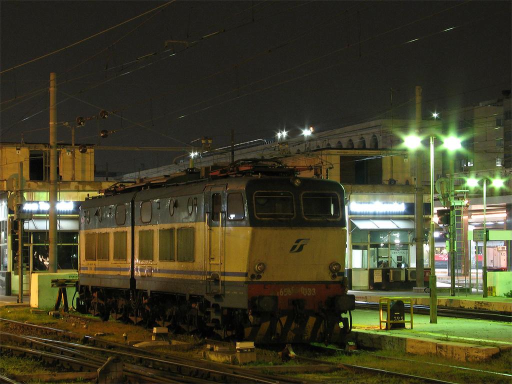 E656 033 Roma Termini