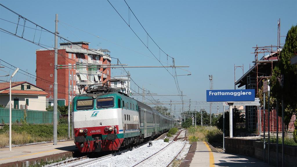 E444 073 Frattamaggiore