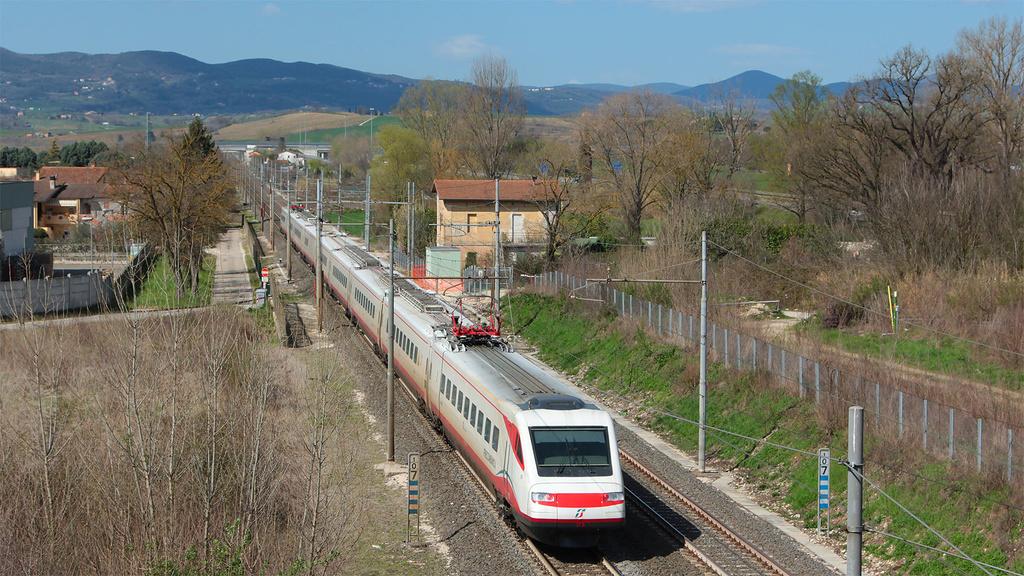 Etr463 Treno 27 Terni