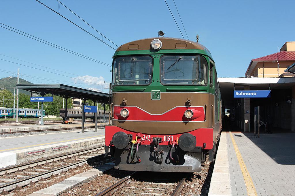 D343 1030 Sulmona