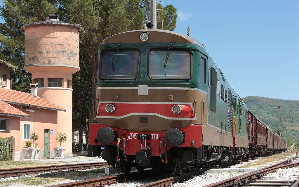 D345 1118 e D343 1030 Castel di Sangro
