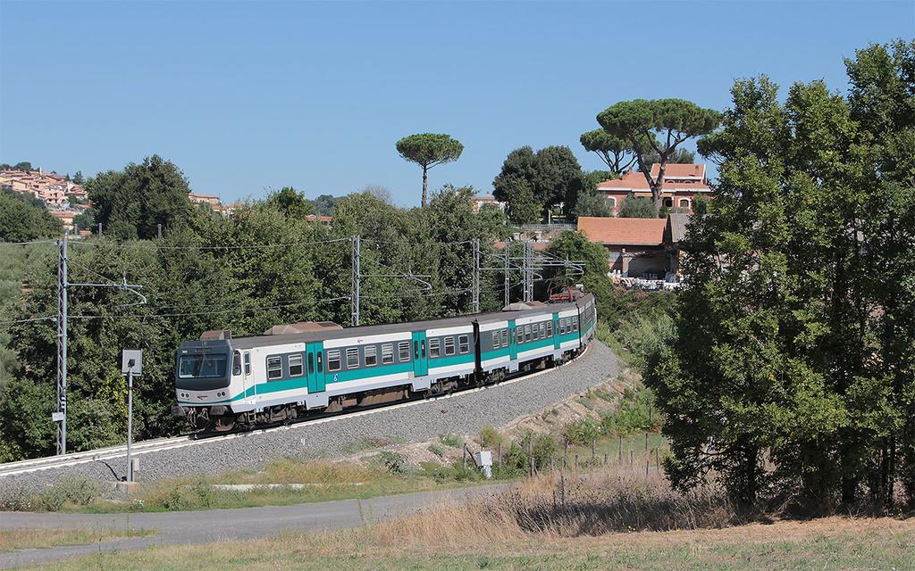 ATAC 301 Rignano Flaminio