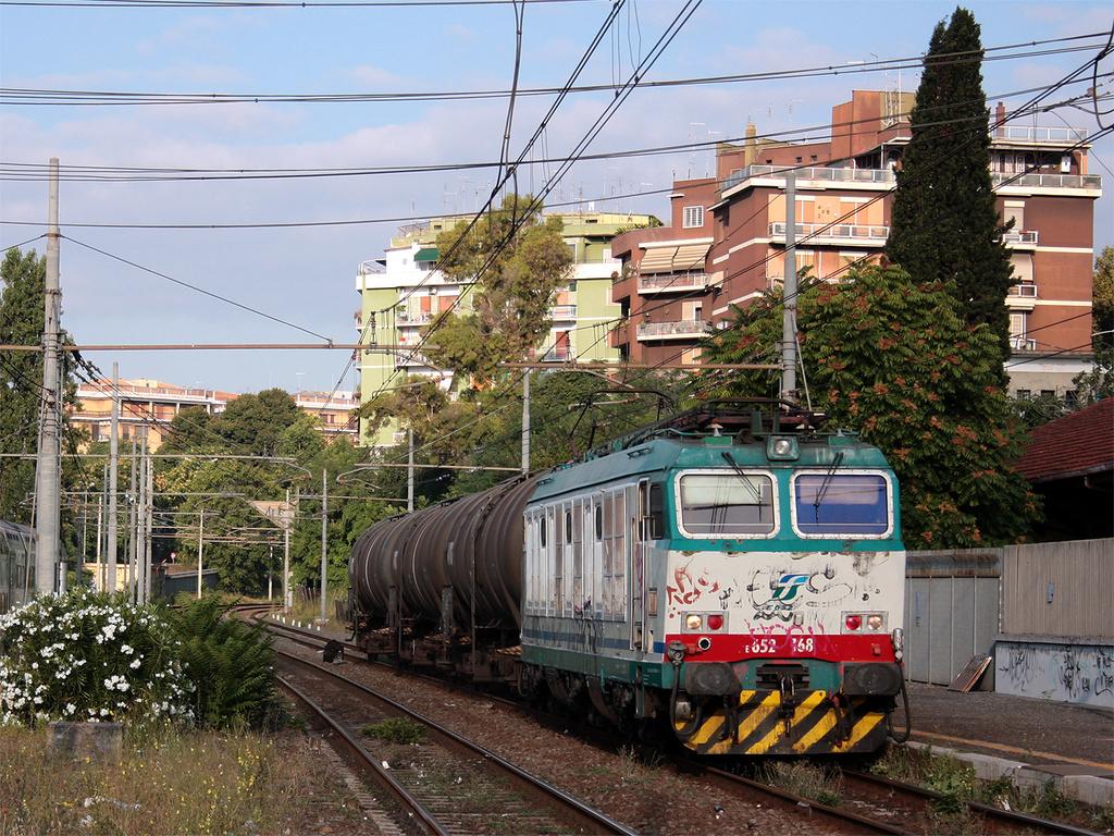 E652 168 Roma Trastevere