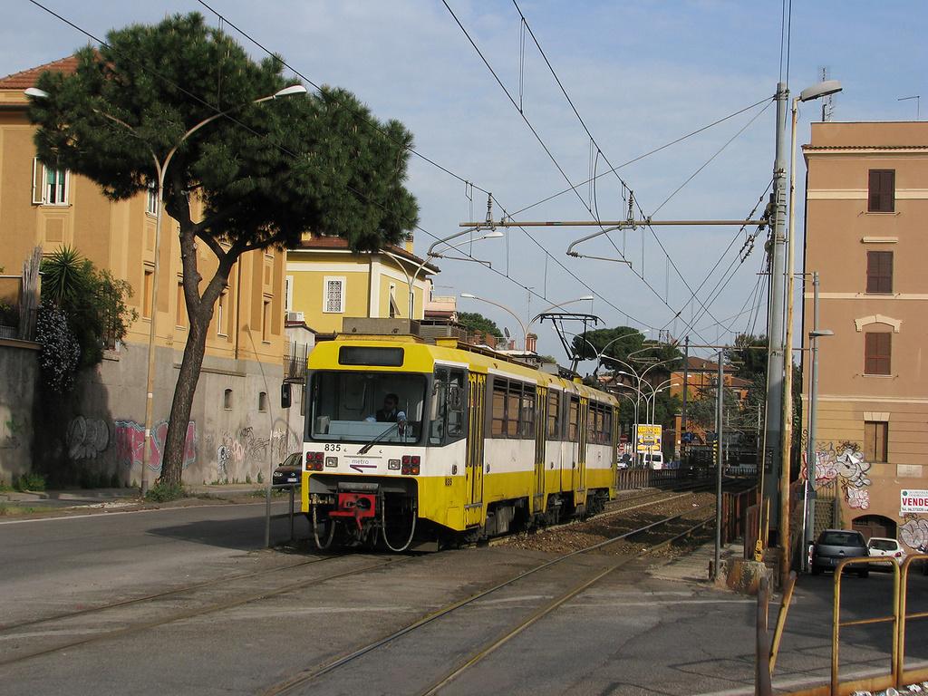 ET 835 Via Casilina
