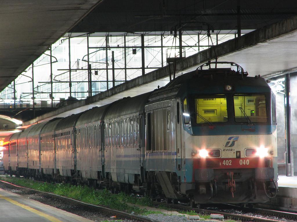 E402 040 Roma Termini