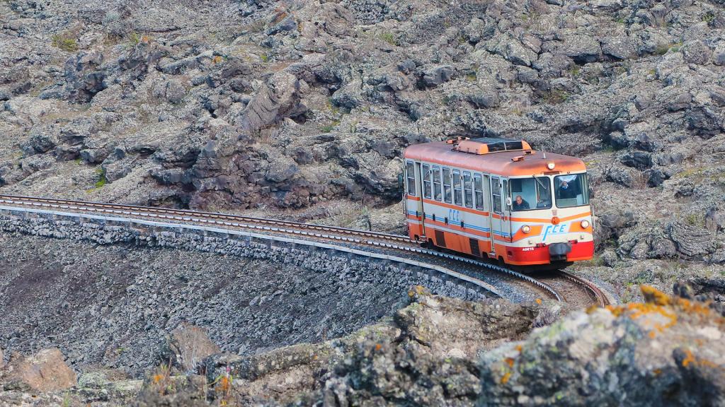 ADe15 Ferrovia Circumetnea Bronte