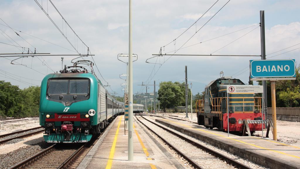 E464 368 e D143 3001 Baiano di Spoleto