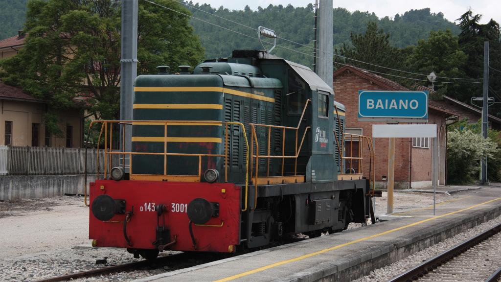 D143 3001 Baiano di Spoleto