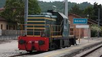 Dopo aver saputo da un informatore che la D143 3001 era stata spostata, per motivi non noti, a Baiano di Spoleto, era d