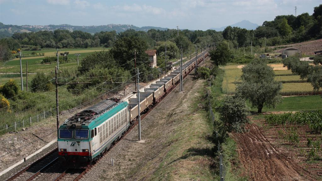 E652 123 Civita Castellana