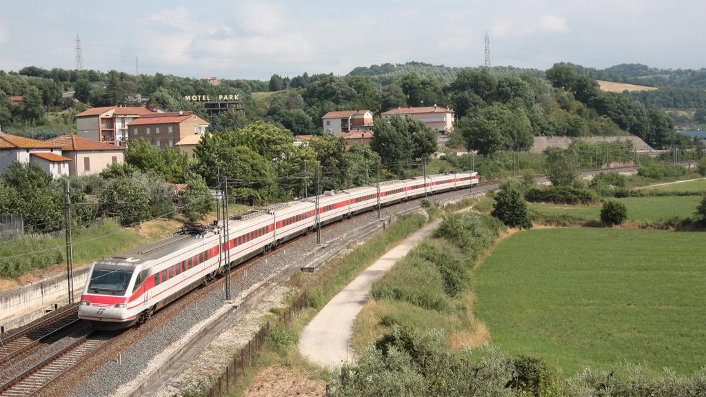ETR 480 Treno 28 Orte