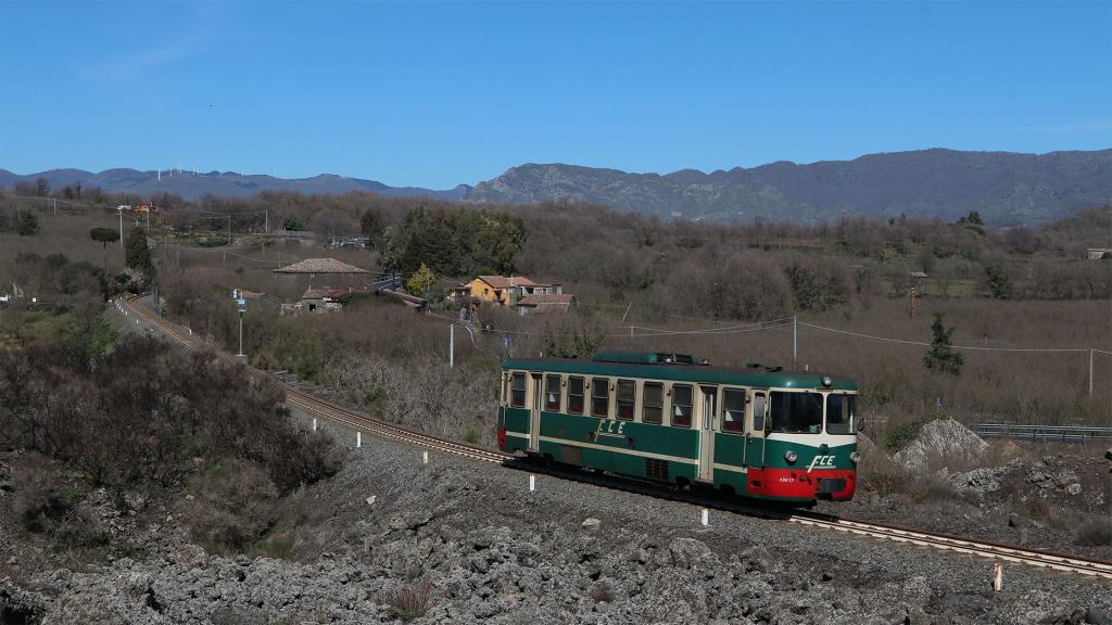 ADe17 Ferrovia Circumetnea Cerro