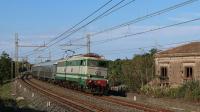 E646 196 Carrubba - Treno Storico da Alcantara a Siracusa