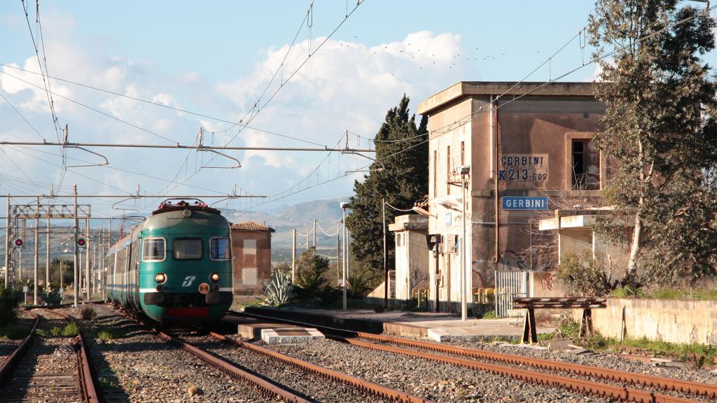 ALe841 Treno 16 Gerbini