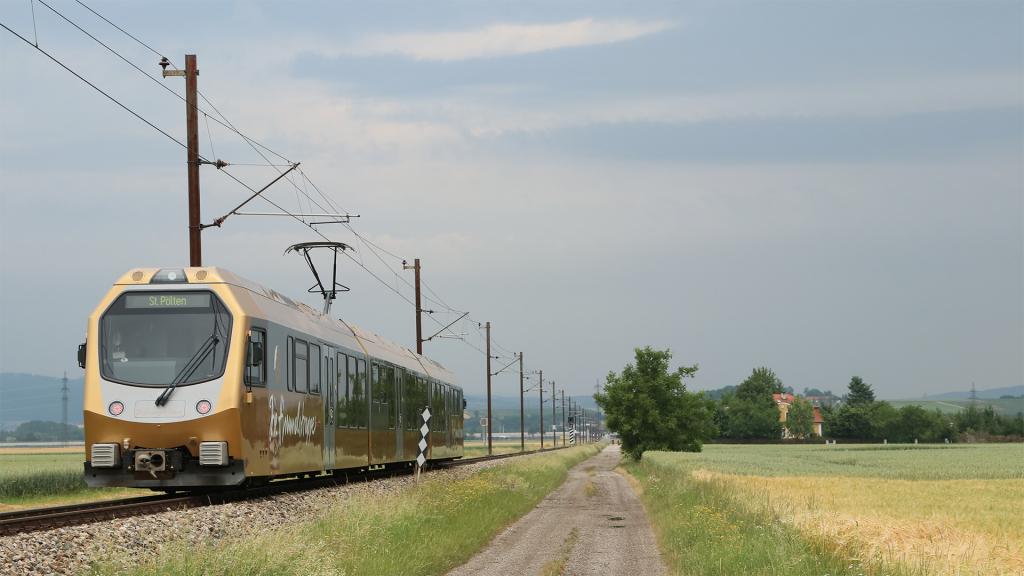 Stadler ET2 Ober-Grafendorf