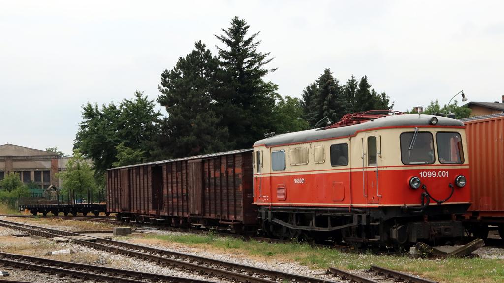 OBB 1099 001 Ober Grafendorf