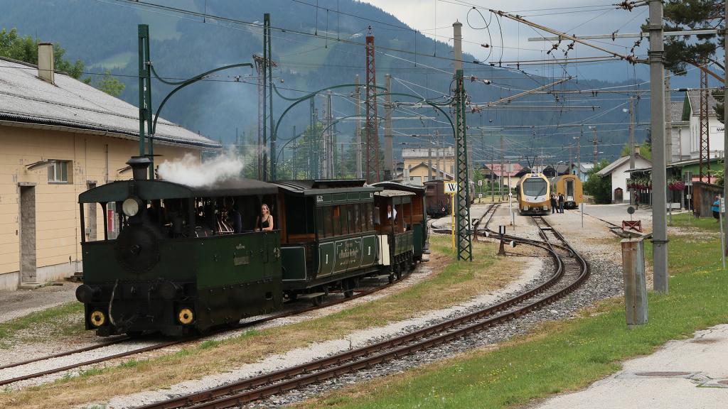 Hellbrunn partenza da Mariazell