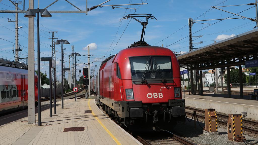 OBB 1116 272 Wiener Neustadt