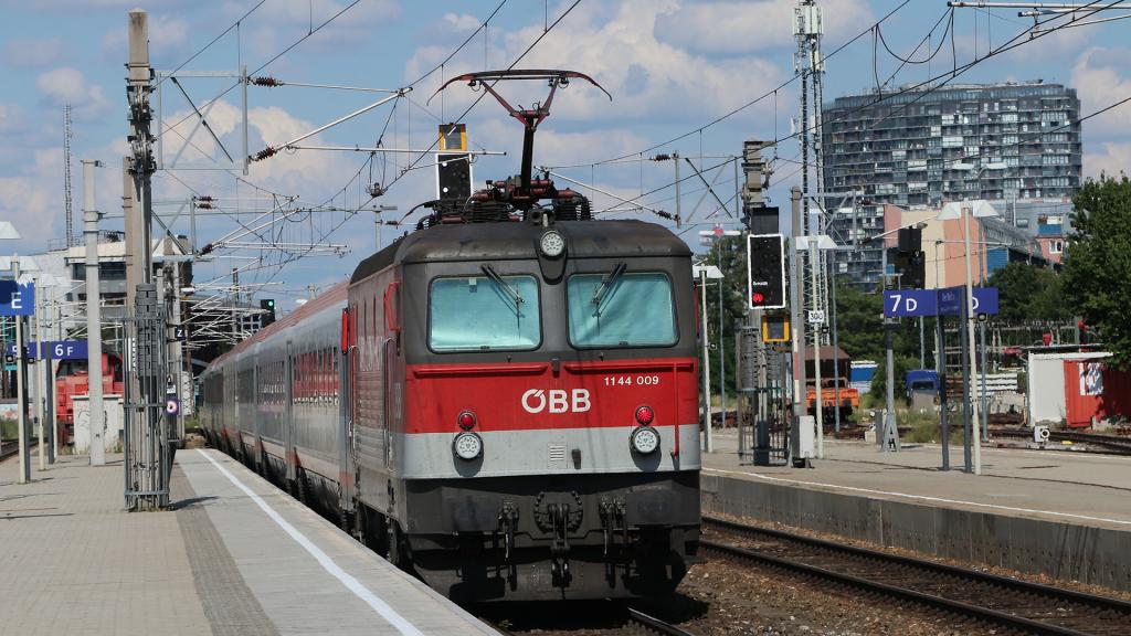 OBB 1144 009 Wien Meidling