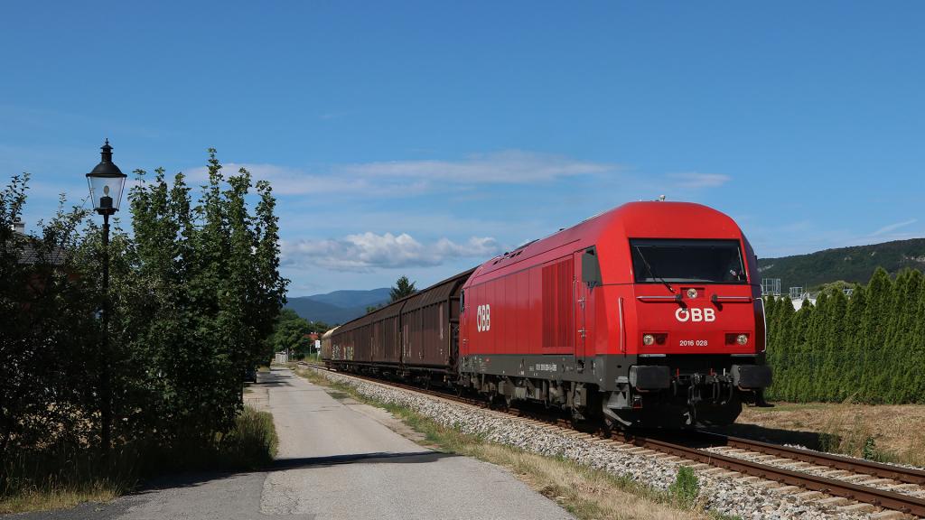 OBB 2016 028 Bad Fischau - Brunn