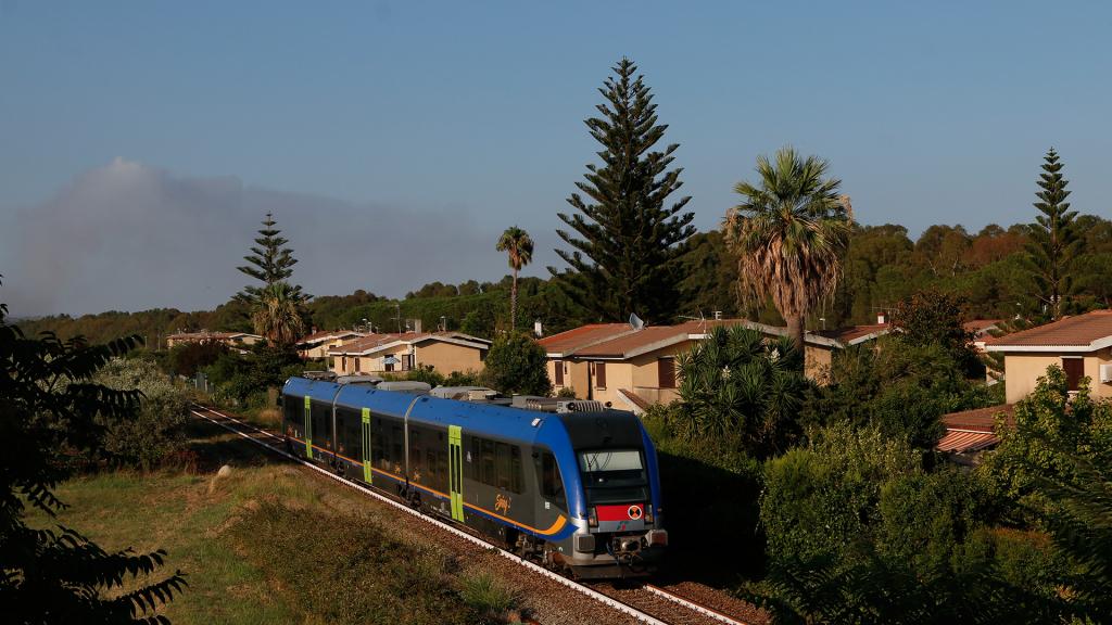 ATR220 treno 13 Squillace