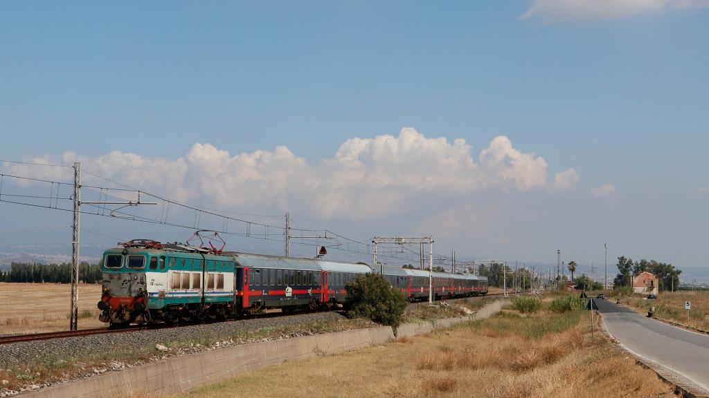 E656 096 Passomartino Intercity Notte 1529