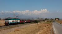 E656 492 Passomartino Intercity Notte 1555