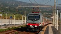 E464 334 Intercity 722 dalla Sicilia a Roma Termini