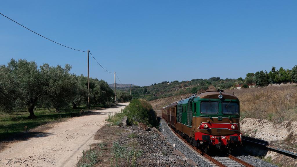 D445 1006 Treno delle conserve d