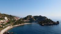 E646 196 Isolabella - Treno storico da Messina a Acireale