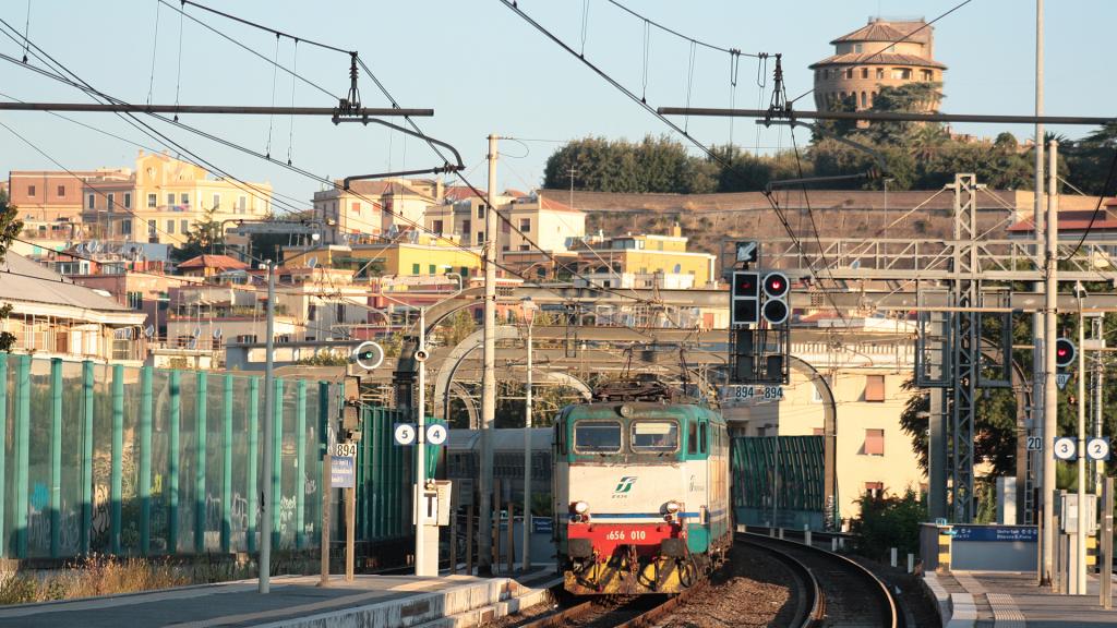 E656 010 Roma San Pietro