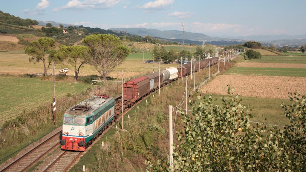 E655 191 Collevecchio - Poggio Sommavilla