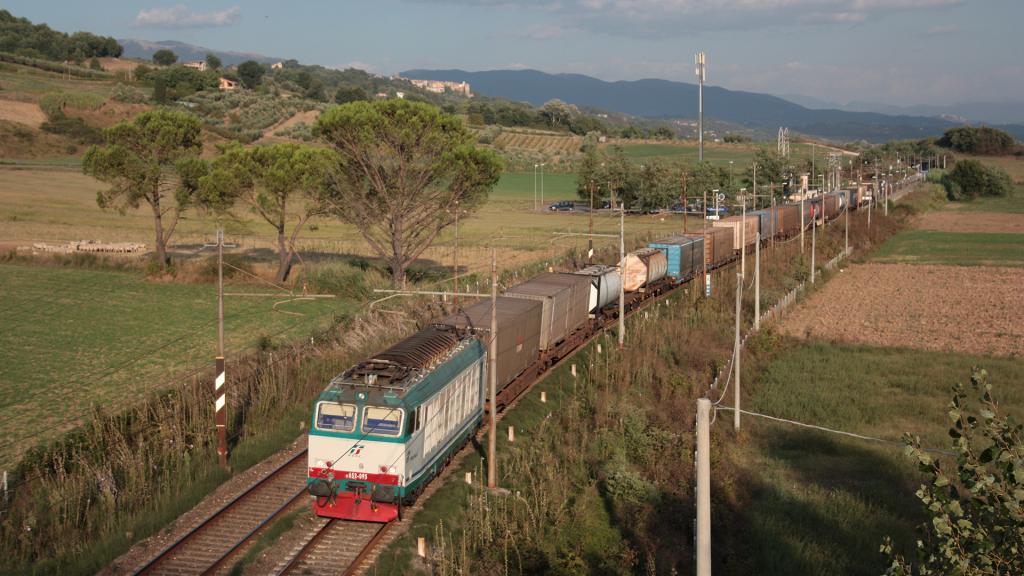E652 095 Collevecchio - Poggio Sommavilla