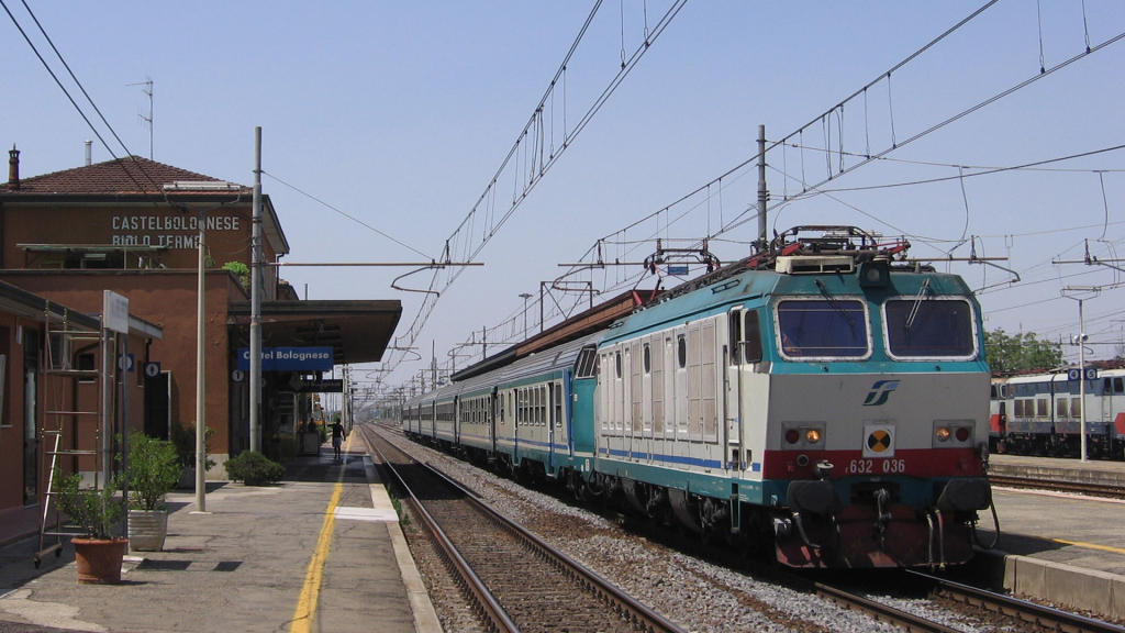 E632 036 Castelbolognese - Riolo Terme